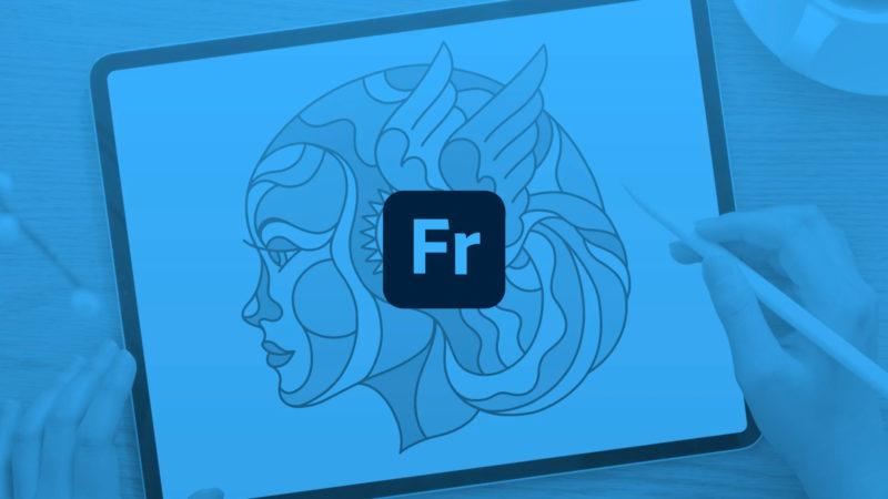 Vector Drawing in Fresco