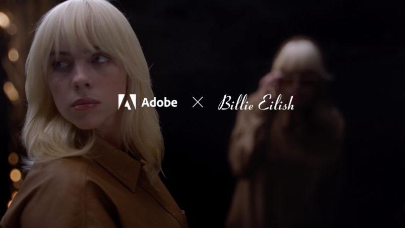 Adobe X Billie Eilish Tutorials